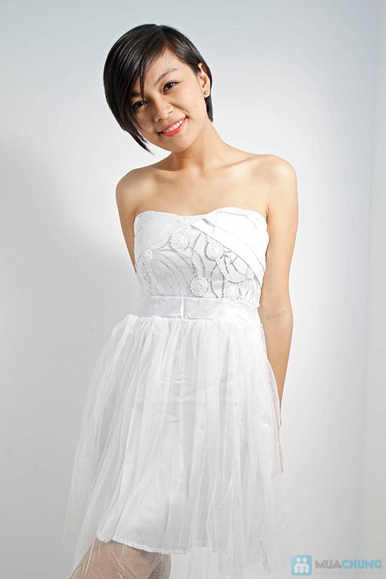 Đầm công chúa đáng yêu, nhiều kiểu dáng điệu đà cho bạn gái - Chỉ 224.000đ/ 01 chiếc - 3