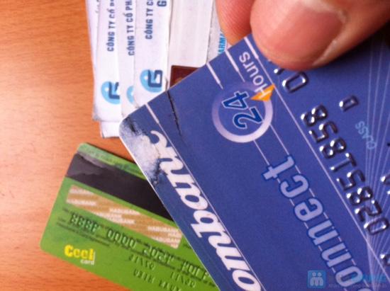 Ví nhôm Card-Guard - Vệ sỹ bảo vệ thẻ tín dụng, ATM, ID card, cardvisit.. cho bạn - Chỉ với 55.000đ - 3
