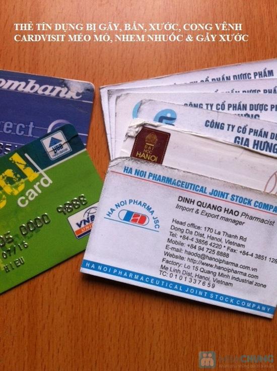 Ví nhôm Card-Guard - Vệ sỹ bảo vệ thẻ tín dụng, ATM, ID card, cardvisit.. cho bạn - Chỉ với 55.000đ - 1
