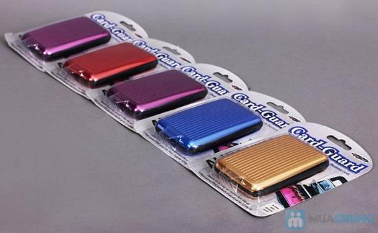 Ví nhôm Card-Guard - Vệ sỹ bảo vệ thẻ tín dụng, ATM, ID card, cardvisit.. cho bạn - Chỉ với 55.000đ - 14