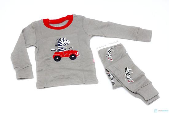 Bộ quần áo cotton cho bé - 7