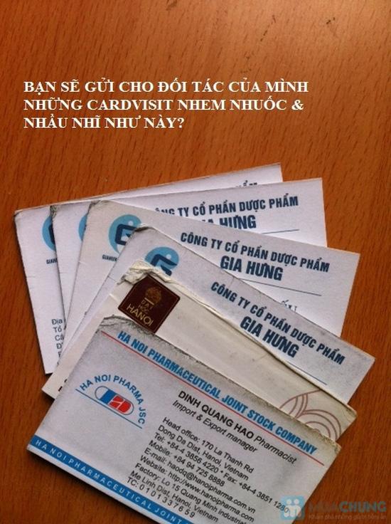 Ví nhôm Card-Guard - Vệ sỹ bảo vệ thẻ tín dụng, ATM, ID card, cardvisit.. cho bạn - Chỉ với 55.000đ - 4