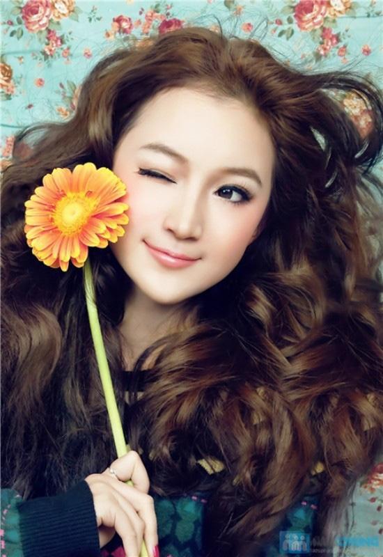 Tự tin dạo phố với mái tóc đẹp tràn đầy sức sống với Voucher làm tóc tại salon tóc tại Salon Linh Blue - Chỉ với 280.000đ - 4