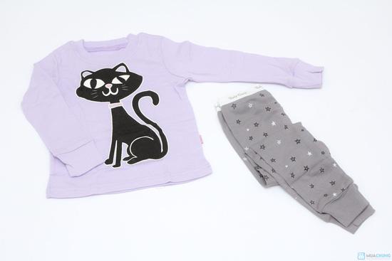 Bộ quần áo cotton cho bé - 1
