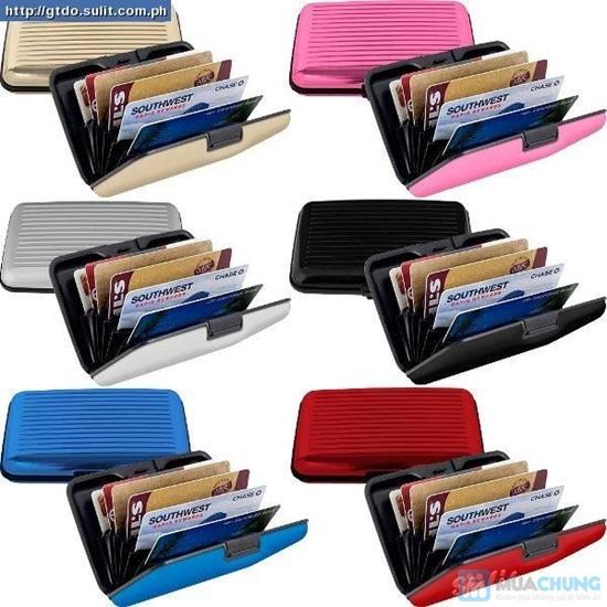 Ví nhôm Card-Guard - Vệ sỹ bảo vệ thẻ tín dụng, ATM, ID card, cardvisit.. cho bạn - Chỉ với 55.000đ - 9