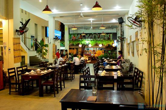 Ăn gỏi nấm Phương Nam, gà đèo le 2 món tại nhà hàng Phương Nam- Chỉ với 229.000đ - 11