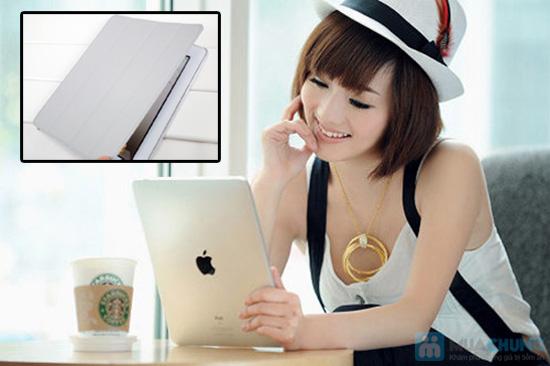 Bao da Ipad thiết kế sang trọng, tinh tế - bảo vệ màn hình Ipad - Chỉ 299.000đ/ 01 chiếc - 1
