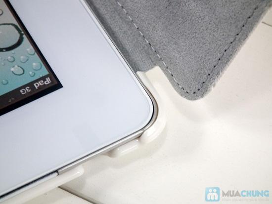 Bao da Ipad thiết kế sang trọng, tinh tế - bảo vệ màn hình Ipad - Chỉ 299.000đ/ 01 chiếc - 9