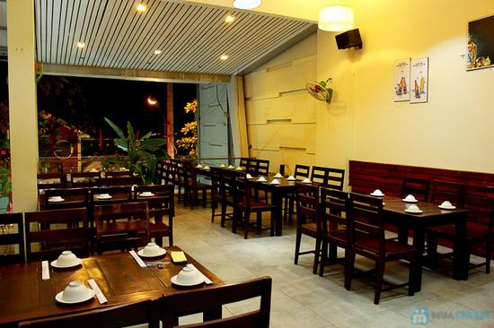 Ăn gỏi nấm Phương Nam, gà đèo le 2 món tại nhà hàng Phương Nam- Chỉ với 229.000đ - 6