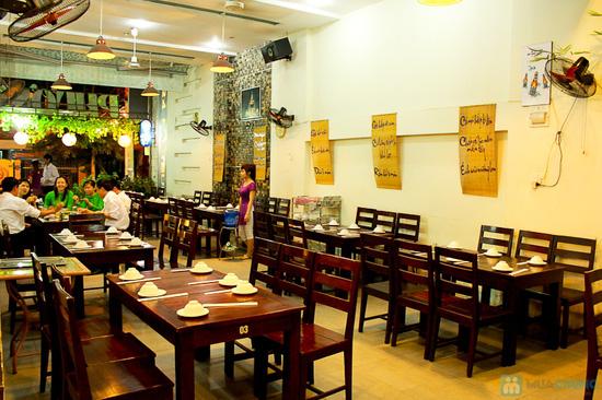 Ăn gỏi nấm Phương Nam, gà đèo le 2 món tại nhà hàng Phương Nam- Chỉ với 229.000đ - 12