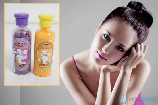 Combo 02 chai muối tắm Niriko tinh chất thiên nhiên và collagen - Chỉ 95.000đ/01 combo - 4