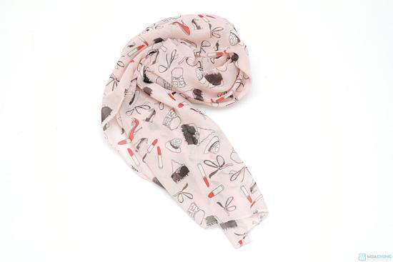 Combo 2 khăn chiffon - 4