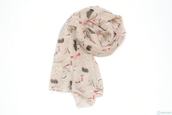 Combo 2 khăn chiffon - 3