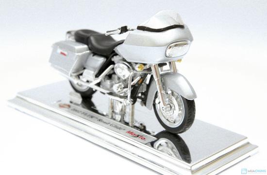 Mô hình xe máy Harley Davidson tỉ lệ 1:18 - Thật tới từng chi tiết - Chỉ với 115.000đ - 5