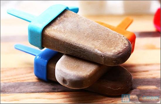 Tự làm kem tại nhà đơn giản, nhanh chóng với khuôn kem tiện dụng - Chỉ với 105.000đ/ 2 hộp - 4