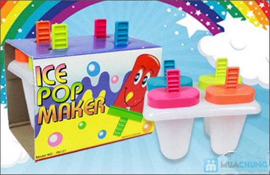 Tự làm kem tại nhà đơn giản, nhanh chóng với khuôn kem tiện dụng - Chỉ với 105.000đ/ 2 hộp - 1