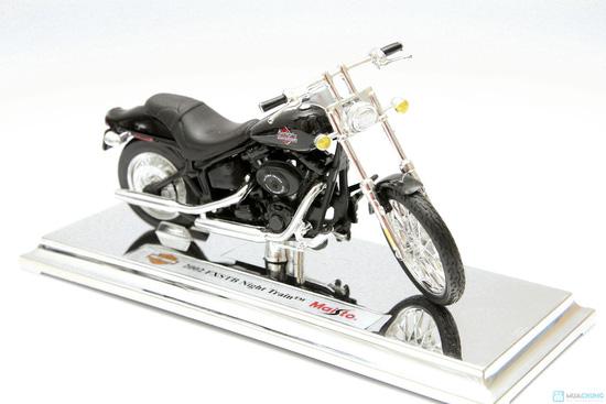 Mô hình xe máy Harley Davidson tỉ lệ 1:18 - Thật tới từng chi tiết - Chỉ với 115.000đ - 3