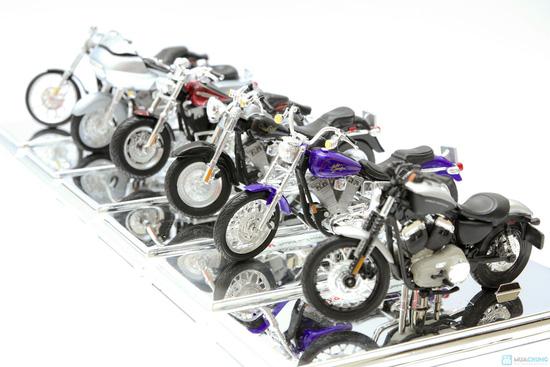 Mô hình xe máy Harley Davidson tỉ lệ 1:18 - Thật tới từng chi tiết - Chỉ với 115.000đ - 1