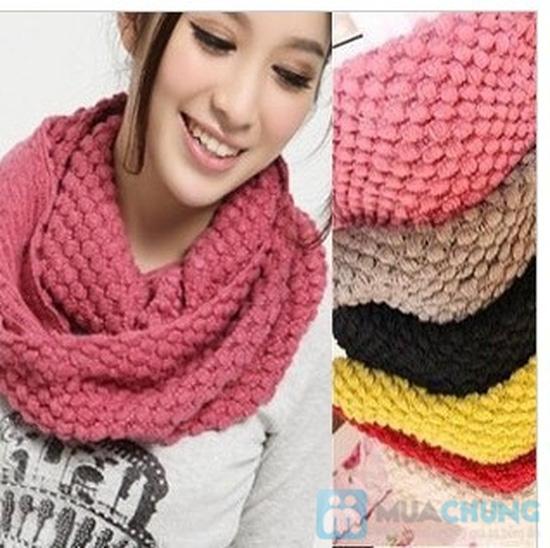Combo 2 khăn ống len sành điệu - 8