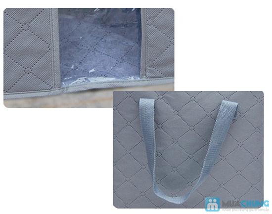 Sắp xếp đồ dùng, vật dụng một cách khoa học giúp tiết kiệm không gian nhà bạn với túi vải - Chỉ 57.000đ/01 chiếc - 4