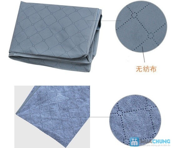 Sắp xếp đồ dùng, vật dụng một cách khoa học giúp tiết kiệm không gian nhà bạn với túi vải - Chỉ 57.000đ/01 chiếc - 8