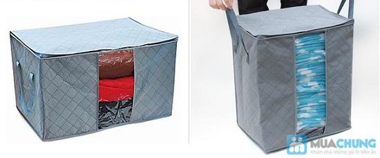 Sắp xếp đồ dùng, vật dụng một cách khoa học giúp tiết kiệm không gian nhà bạn với túi vải - Chỉ 57.000đ/01 chiếc - 9