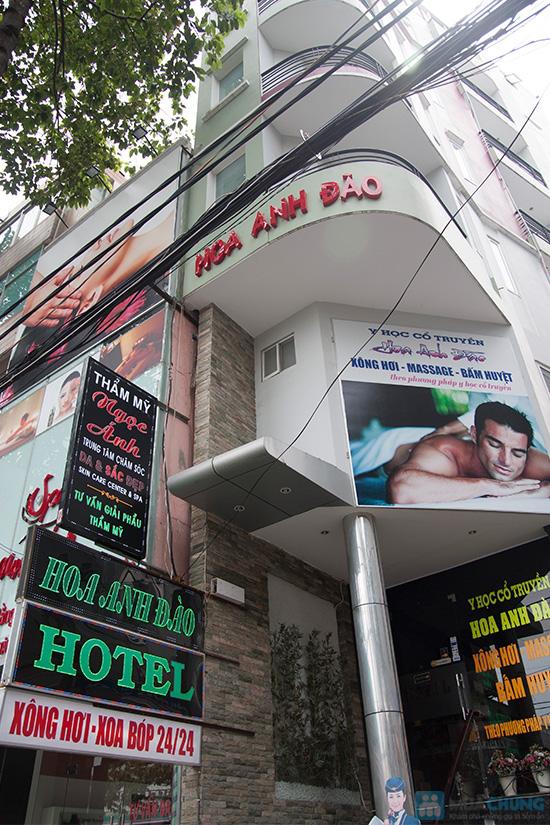 Dịch vụ Massage nam tại Khách sạn Hoa Anh Đào - Chỉ 100.000đ/01 Phiếu - 6