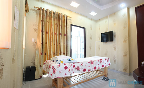 Dịch vụ Massage nam tại Khách sạn Hoa Anh Đào - Chỉ 100.000đ/01 Phiếu - 5