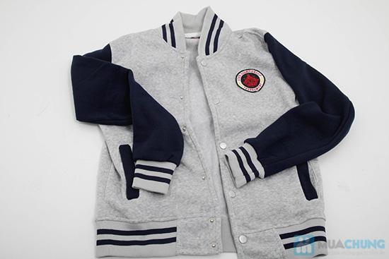 Áo khoác nữ bóng chày trẻ trung - Chỉ 107.000đ/ 01 áo - 5