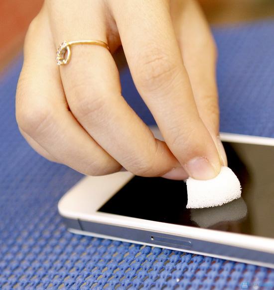 Màng thủy tinh siêu chống xước cho điện thoại, máy tính bảng - Chỉ với 140.000đ - 4