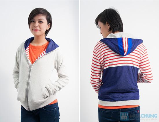 Áo khoác nữ 2 mặt - Chỉ 112.000đ/ 01 áo - 5