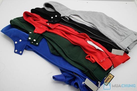 Áo khoác nữ 4 nút, chất liệu nỉ, chống nắng hiệu quả - Chỉ 99.000đ/ 1 chiếc - 5