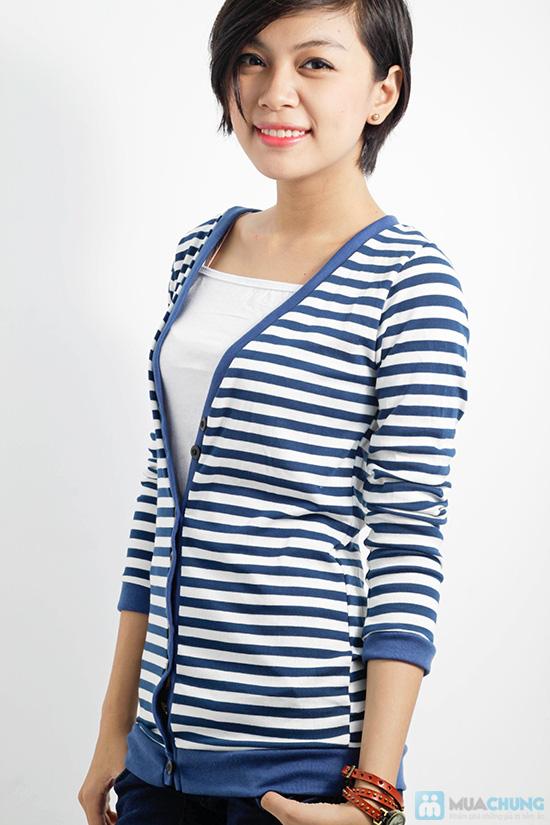 Combo áo khoác + áo lửng thời trang dành cho bạn nữ - Chỉ 110.000đ/01 combo - 3