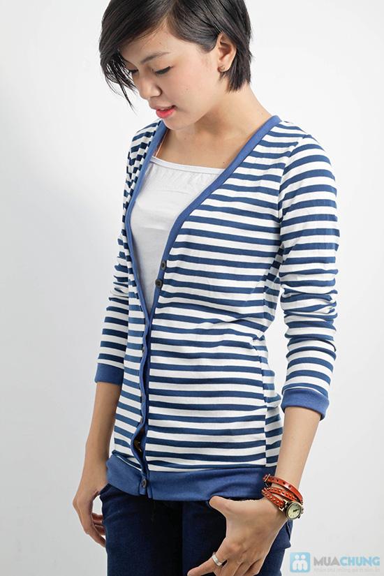 Combo áo khoác + áo lửng thời trang dành cho bạn nữ - Chỉ 110.000đ/01 combo - 2