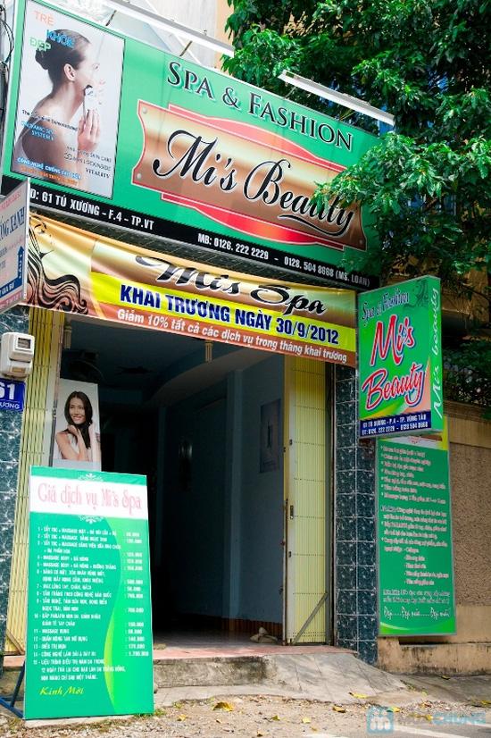 Massage body đá nóng giúp thoải mái tinh thần, xua tan mệt mỏi tại Mi's Beauty Salon - Chỉ 75.000đ - 4