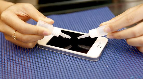 Màng thủy tinh siêu chống xước cho điện thoại, máy tính bảng - Chỉ với 140.000đ - 5