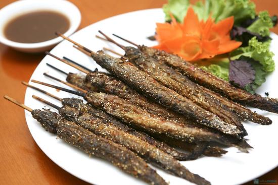 Đặc sản Lẩu cá kèo thơm ngon cho 04 người tại Vũ Thạnh Quán. Chỉ 403.000đ - 3