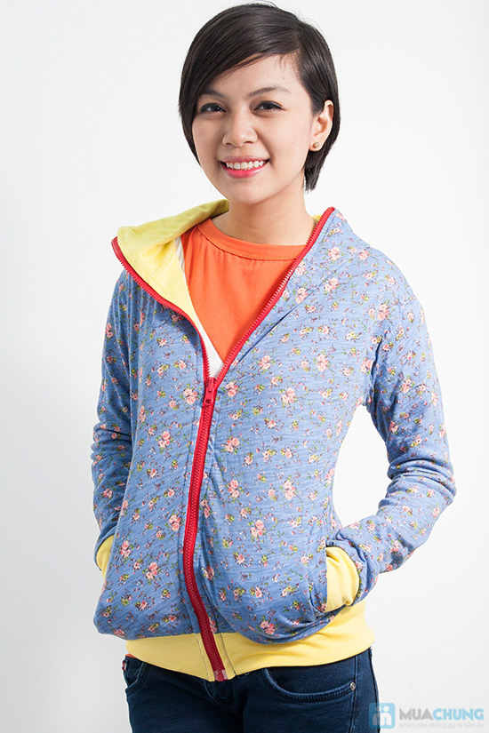 Áo khoác nữ 2 mặt - Chỉ 112.000đ/ 01 áo - 9