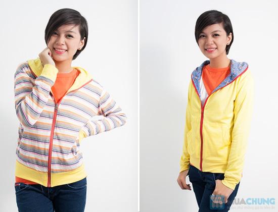 Áo khoác nữ 2 mặt - Chỉ 112.000đ/ 01 áo - 4