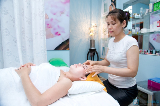 Massage body đá nóng giúp thoải mái tinh thần, xua tan mệt mỏi tại Mi's Beauty Salon - Chỉ 75.000đ - 2