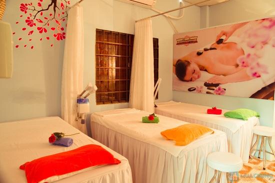 Massage body đá nóng giúp thoải mái tinh thần, xua tan mệt mỏi tại Mi's Beauty Salon - Chỉ 75.000đ - 3