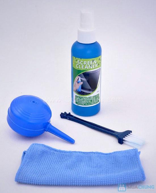 Combo túi chống sốc + bộ vệ sinh + miếng lót chuột - Chỉ 70.000đ - 4