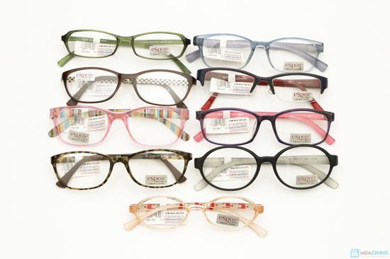 Gọng kính nhựa Hàn Quốc - Thời thượng và phong cách - Chỉ với 195.000đ - 8