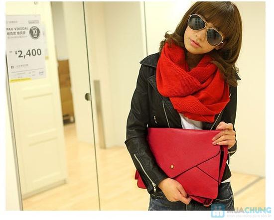 Túi đeo phong cách hình bao thư mang lại sự trẻ trung, sành điệu dành cho bạn gái - Chỉ 99.000đ/01 chiếc - 8