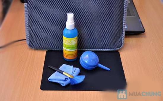 Combo túi chống sốc + bộ vệ sinh + miếng lót chuột - Chỉ 70.000đ - 3