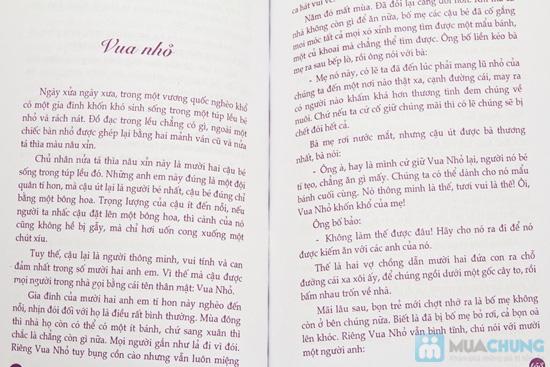 Truyện kể về các hoàng tử, công chúa – Thế giới tuổi thần tiên. Chỉ với 89.000đ - 2