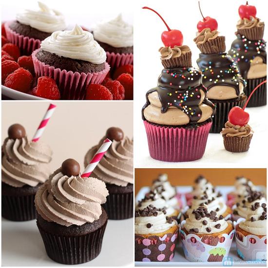 Học làm và trang trí bánh Cupcake tại Trung tâm hướng dẫn nấu ăn Quốc tế ICC - Chỉ với 120.000đ - 2