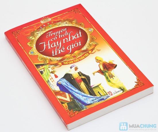 Truyện kể về các hoàng tử, công chúa – Thế giới tuổi thần tiên. Chỉ với 89.000đ - 3