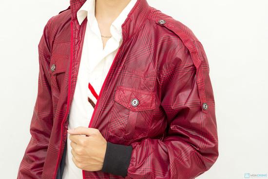 Áo khoác gió cho bạn nam - 6