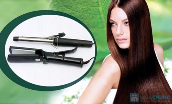 Chọn 01 trong 02 sản phẩm: máy làm xoăn hoặc máy duỗi tóc - Chỉ 87.000đ - 1
